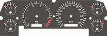 Tachoscheibe/Plasmascheibe/Ziffernblatt Aston Martin DB7