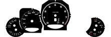 Tachoscheiben Porsche Cayenne II ab 2010 / Panamera